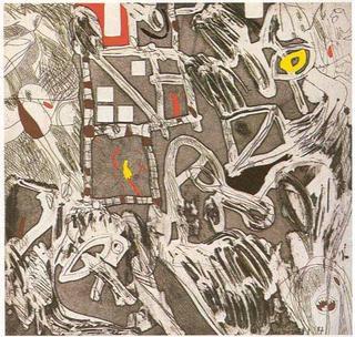 Huir por las Esquinas y Encerrarse en los Ultimos Pisos (A García Lorca un Poeta en Nueva York Series) by Josep Mª Guinovart