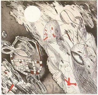 Jamás Sierpe, ni Cebra, ni Mula Palidecieron al Morir (A García Lorca un Poeta en Nueva York Series) by Josep Mª Guinovart