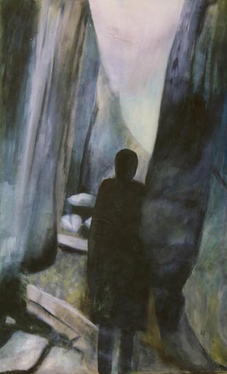 Dark Figure by Jan Neale