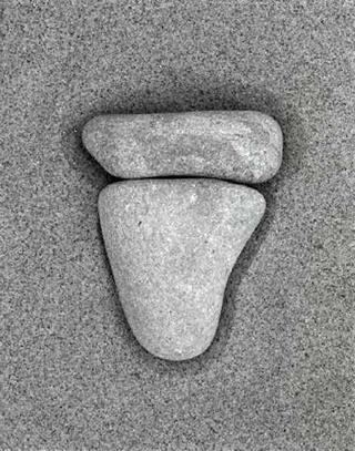 Untitled (Small Stones Series) by Bob Carlos Clarke