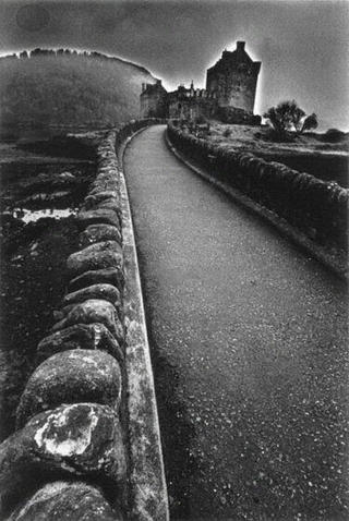 A Castle in Scotland by Jean Loup Sieff