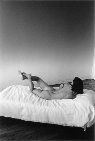 Baroque Nude by Jean Loup Sieff