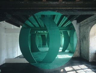 Metz by Georges Rousse