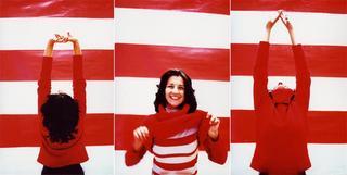 Nouvelle Rouge + Rouge (Parmentier, 1968) by Marta Valenti