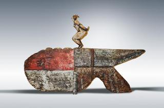 Peix Vermell (Red Fish) by Sonia Draper