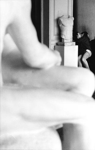 Paris Rodin's Museum (from the Souvenir Francais Series) by Alberto Rubio