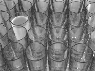 The Glass by Janler Méndez Castillo