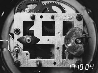 The Time by Janler Méndez Castillo