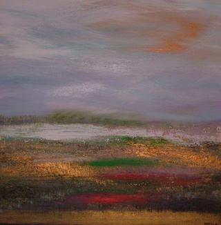 Limestone Landscape by Anne Radu
