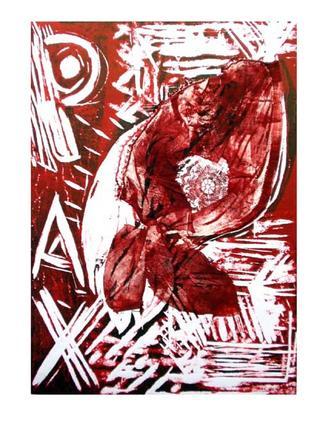 Big Handkerchief (from the Pañales y Pañuelos Series) by Nelly Alcira García