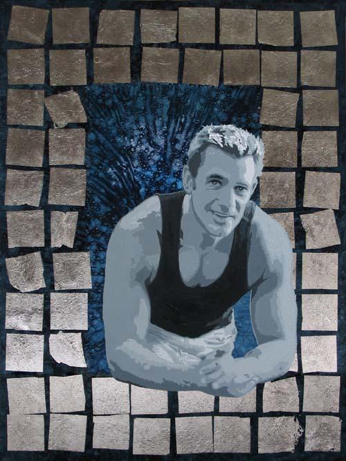 Portrait of Gary Dorian Grey by Mitchell Foley