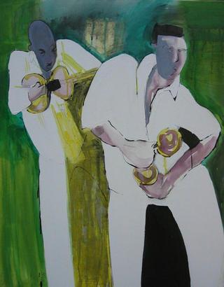 Green Salsa by Alex Mackenzie