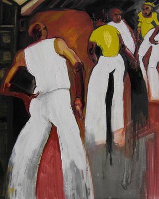 Salsa Square by Alex Mackenzie