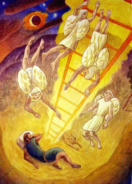 La escalera de jacob de alan falk picassomio for La escalera de jacob