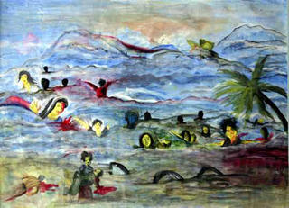 Untitled 5 by A. Najimunisa (8th Grade) by ArtTsunami