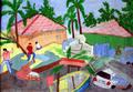 Untitled 13 by M.M.F. Zerofa (11th Grade) by ArtTsunami