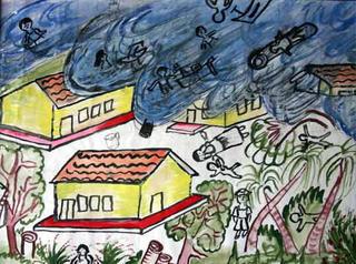 Untitled 36 by A. R. Famsani Banu (9th Grade) by ArtTsunami