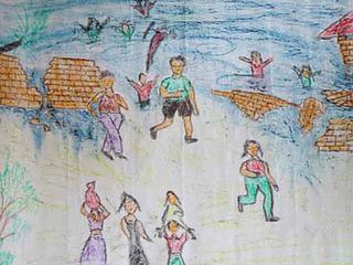 Untitled 59 by B Fahath (8th Grade) by ArtTsunami