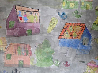 Untitled 61 by Anonymous (9th Grade) by ArtTsunami