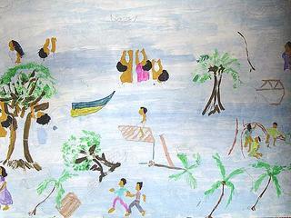 Untitled 69 by M.H. Sihatha (10th Grade) by ArtTsunami
