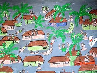Untitled 70 by A. F. Rosana (11th Grade) by ArtTsunami