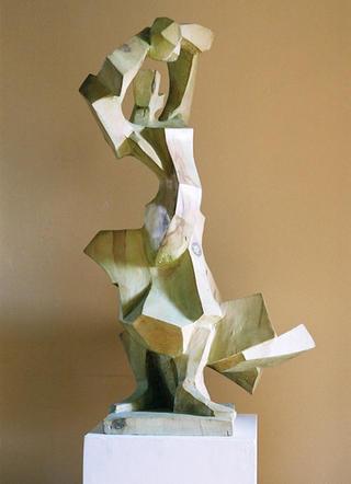 Cubist Sevillana by Angel Florez-Estrada Mallart