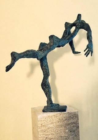 Wind Man by Angel Florez-Estrada Mallart