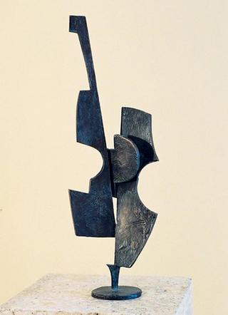 Violincello Sketch by Angel Florez-Estrada Mallart