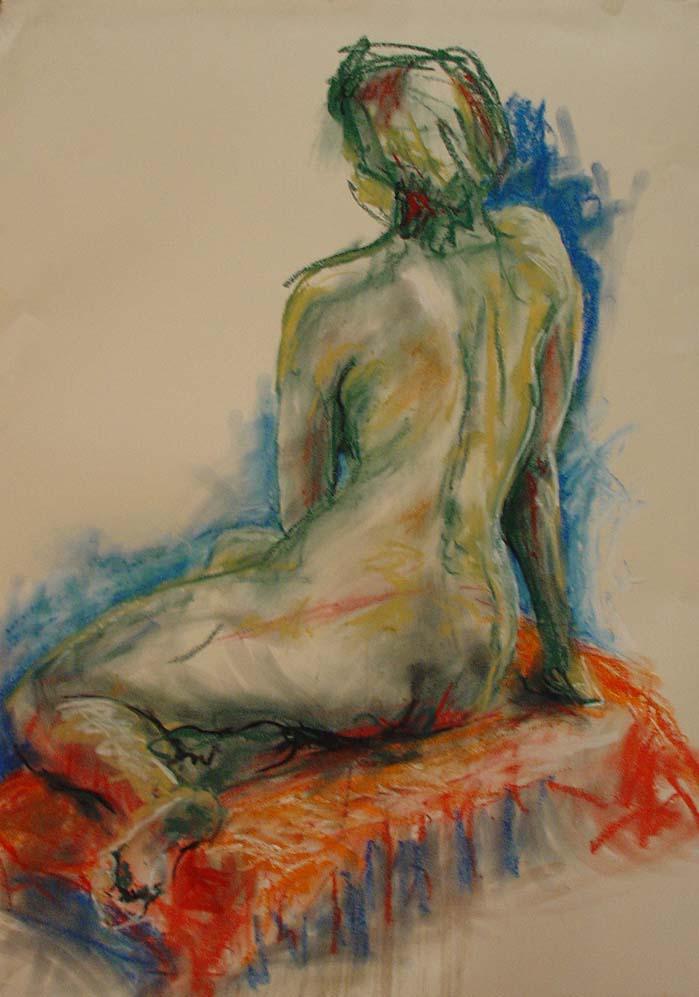 Claire by Tony Heath