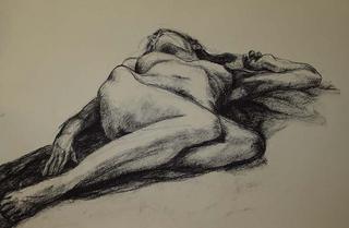 Nude I by Tony Heath