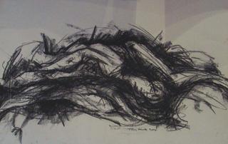 Nude III by Tony Heath