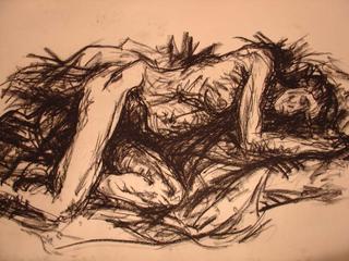 Nude V by Tony Heath