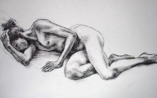Nude VI by Tony Heath