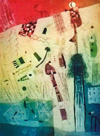 Air, Birds and Kites by Alexandra Dominguez