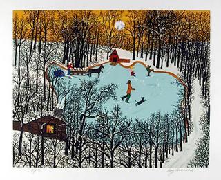 Winter by Kay Ameche