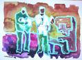 Trio by Oscar Gagliano