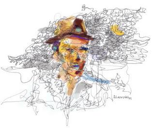 Oh! Vincent I by Alexandra Lazovski