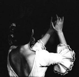 Cristina Hoyos Dancing by Colita