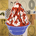 Red Sundae (Well Fancy that) by Donald Baechler