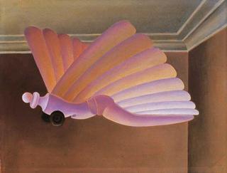Interior Flight by Adolfo Del Cueto