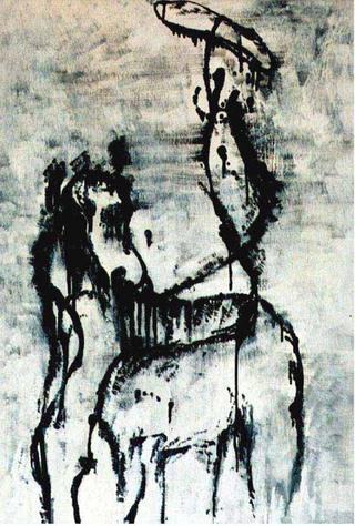 Don Quijote 1 by Malka Tsentsiper