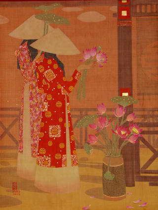 The Four seasons-Summer by Vu Tuan