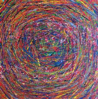 Birth of Radar # 3 by Linda Sgoluppi