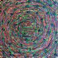 Birth of Radar # 5 by Linda Sgoluppi