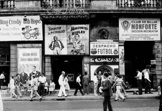 Barcelona, Las Ramblas, 1962 by Xavier Miserachs