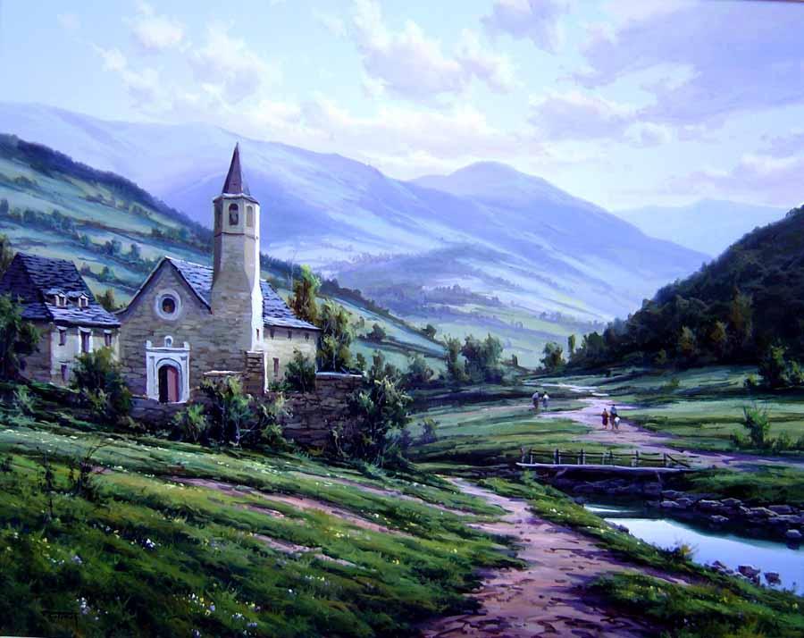 Galer a iris fermin colomer montgarri valle de aran - Inmobiliarias valle de aran ...