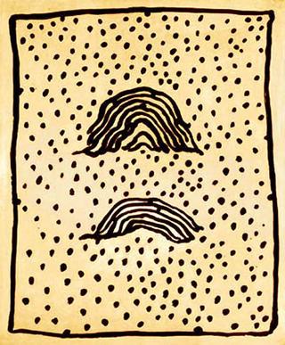 Tegala II by Joan Hernández Pijuan