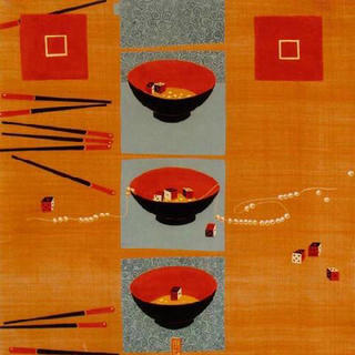 Rice Bowl II by Vu Tuan