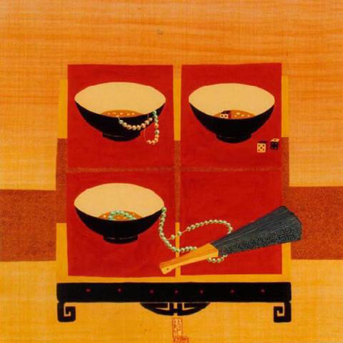 Rice Bowl IV by Vu Tuan