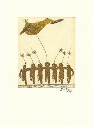 Vodro Team (from the Arte Para Curarte Series) by Zush